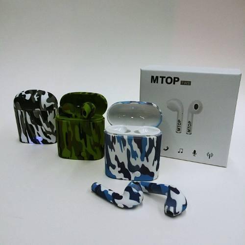 Audifonos Manos Libres De Bluetooth Tws Modelo I9s.