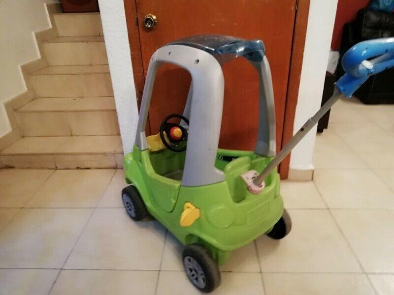 Carrito montable step 2 little tikes para niños