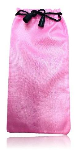 Funda Estuche Para Lentes De Micro Fibra Anti Rayaduras Rosa