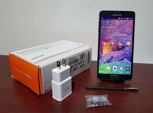 Galaxy Note 4 Cargador Original Bateria Nueva Solo Venta