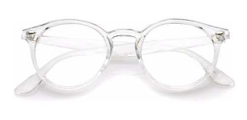 Lentes Beck Antireflejante Laptop Pc Graduar Armazon Vintage