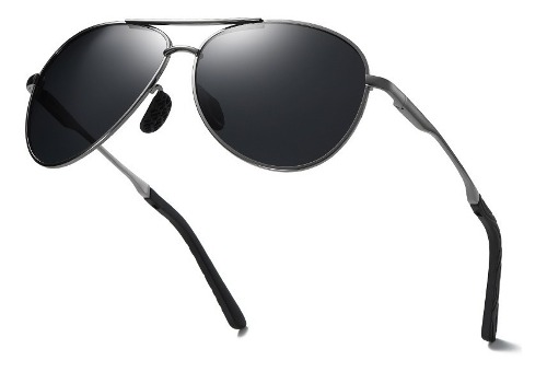 Lentes De Sol Original Para Hombres Aluminio Gafas