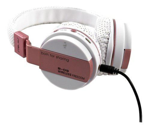 Manos Libres Bluetooth Audífonos Stelau Radio Fm /e
