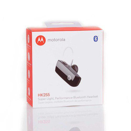 Manos Libres Bluetooth Motorola Hk275 Negro A Movil