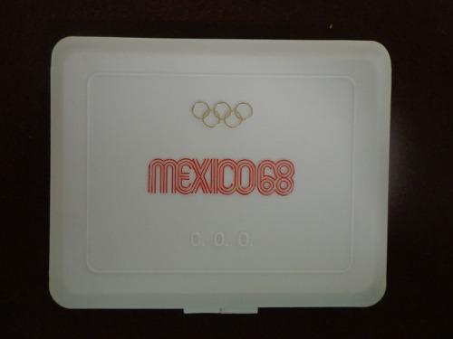 Medalla Conmemorativa Olimpiadas México 68
