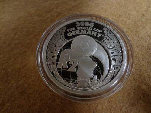 Moneda 2 Ran Mundial Alemania 2006