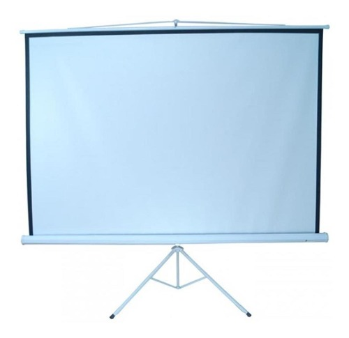 Multimedia Screens Pantalla De Proyección Tripie Mst-152