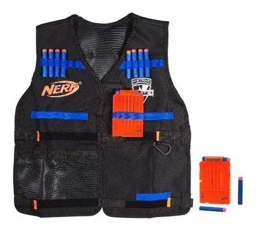 Nerf Chaleco Tactico Elite N Strike Modulus Kit