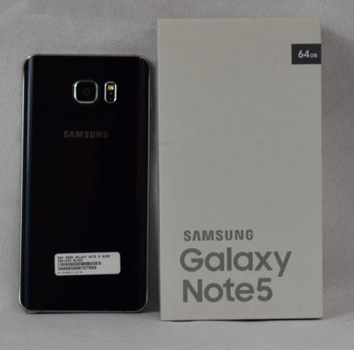 Samsung Galaxy Note 5 32 Gb Original Desbloqueado