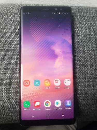 Samsung Galaxy Note 8 64gbs Cualquier Compañía Estética