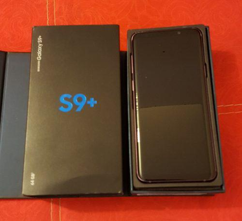 Samsung Galaxy S9 Plus Desbloqueado Original