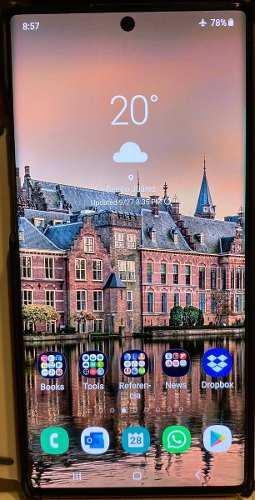 Samsung Note 10 Plus 256 Gb Negro