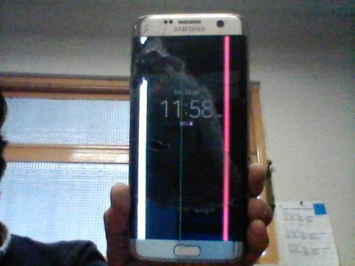 Samsung S7 Edge Para Refacciones