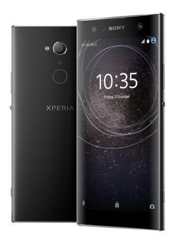 Smartphone Sony Xperia Xa2 Ultra 32gb - Negro