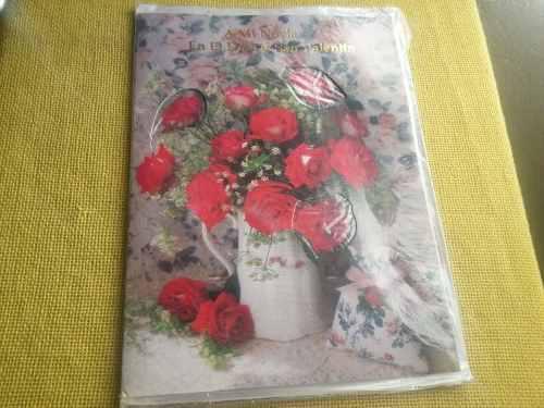 Tarjeta Musical 90's Regalo Original San Valentin 14 Febrero