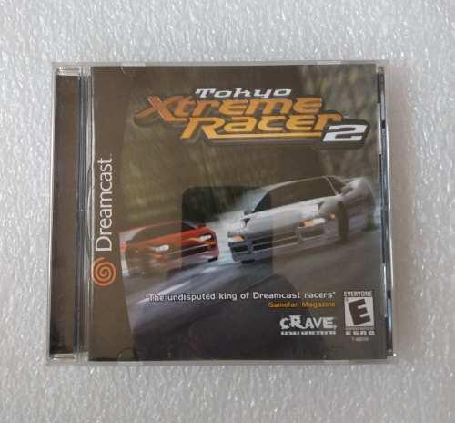 Tokyo Xtreme Racer 2 Juego Sega Dreamcast