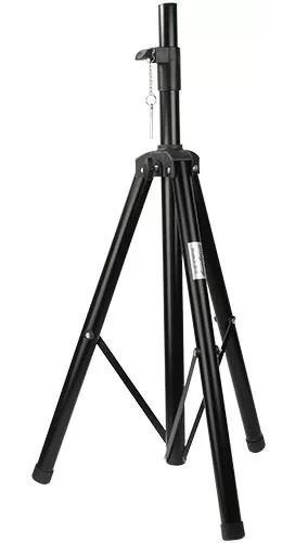 Tripie Metalico Para Bafle 1.70mt 60kg Ridgeway Mayoreo