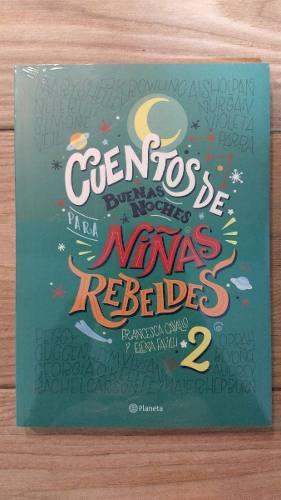 Cuentos De Buenas Noches Para Niñas Rebeldes 2- Envío