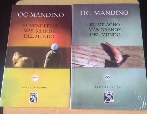 Pack El Vendedor Mas Grande + El Milagro Mas Grande Del Mund