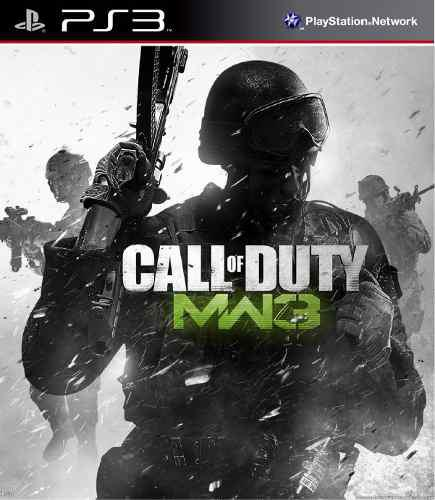 Call Of Duty: Modern Warfare 3 Juego Digital Ps3