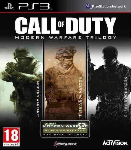 Call Of Duty: Modern Warfare Trilogy Juego Digital Ps3