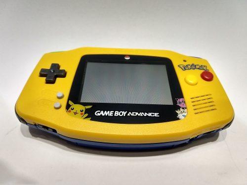 Consola Game Boy Advance Edición Pokémon Carcasa D
