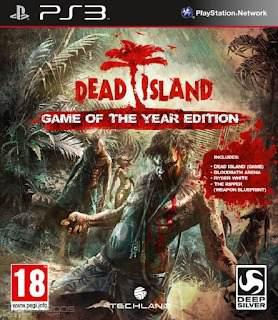 Dead Island Game Of The Year Edition Juego Digital Ps3