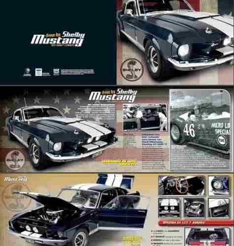 Ford Mustang Coleccion Completa Planeta De Agostini Sellada