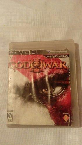 Juego God Of War Ps3