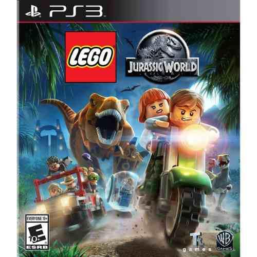 Lego Jurassic World Juego Ps3