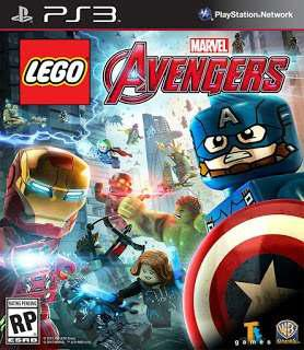 Lego Marvel Avengers Juego Digital Ps3