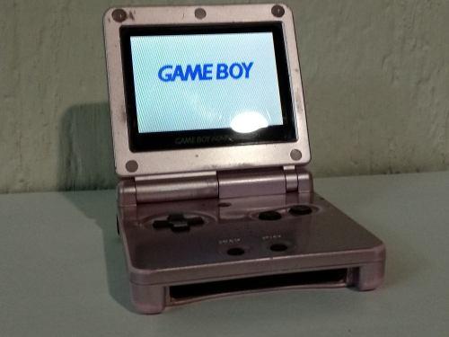 Nintendo Gameboy Advance Sp Ags-101 Doble Luz+ Mario Kart