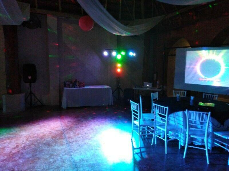 Renta de Luz y Sonido DJ Cancún