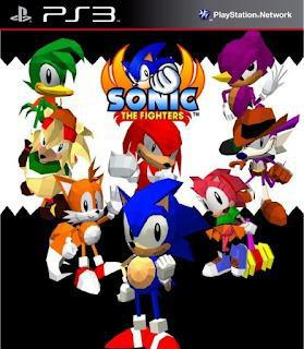 Sonic The Fighters Juego Digital Ps3