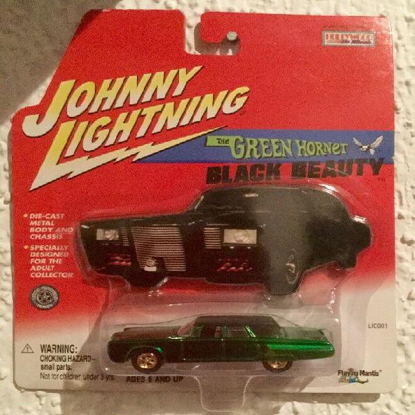 """The Green Hornet """"Black Beauty"""" Johnny Lightning Edición de"""