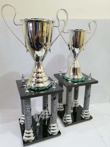 Trofeos Deportivos Copas Primero Y Segundo Lugar