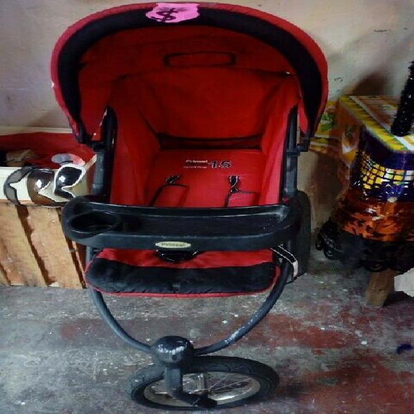 carreola y silla para carro
