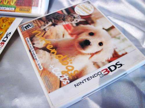 3 Juegos De Nintendo 3ds Con Caja