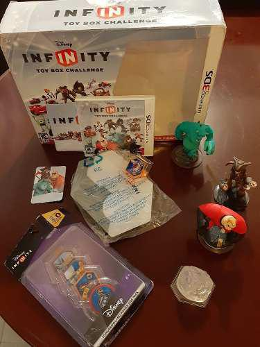 3ds Infinity Starter Pack