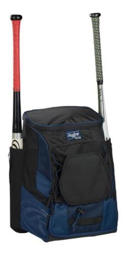 Bat Pack Beisbol Y/o Softbol Rawlings R600.