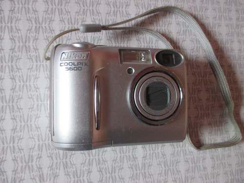Camara Digital Nikon Coolpix 5600 Fotos Y Videos