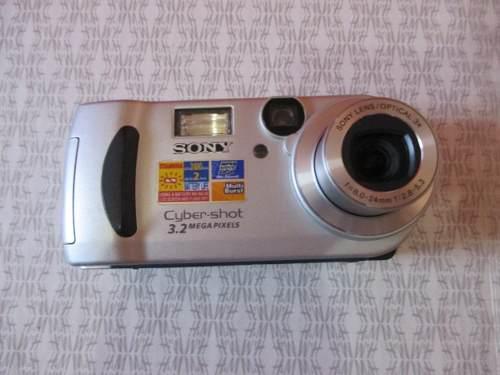 Camara Digital Sony Cybershot Dsc-p71