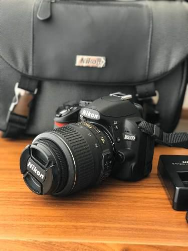Cámara Digital D3100 Nikon
