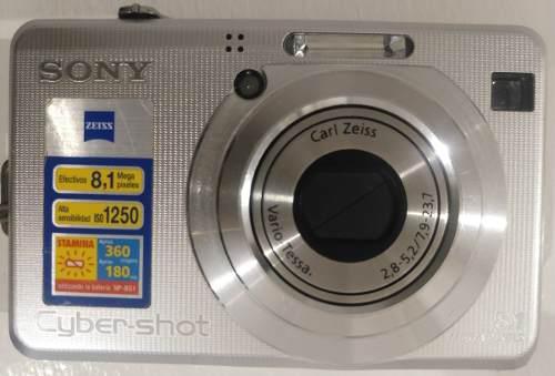 Cámara Digital Sony Cybershot Dsc-w100