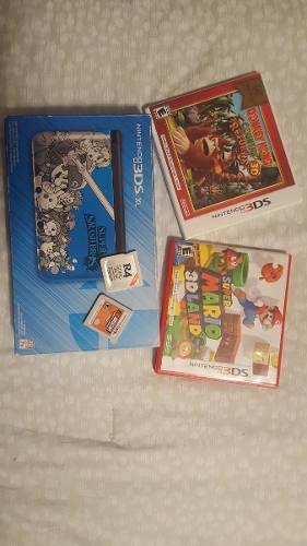 Consola De Video Juego Nintendo 3ds Xl