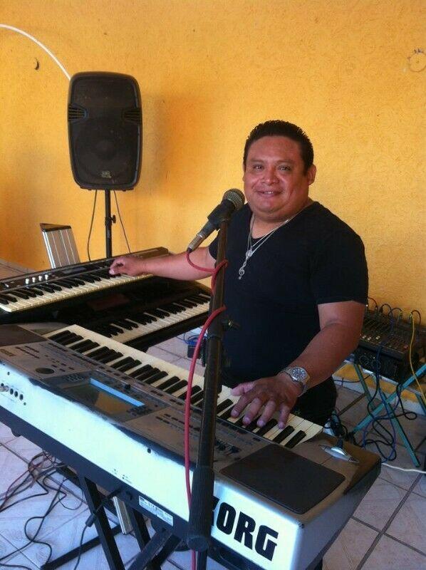 """""""DUETO MUSICAL TECLADOS y TIMBAL 100% EN VIVO."""