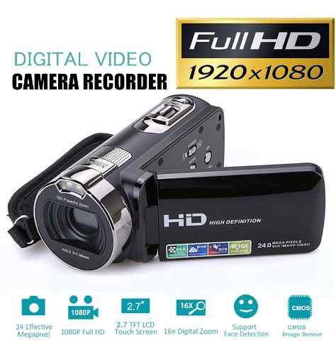 Full Hd 1080p Cámara De Vídeo Digital Dv Videocámara