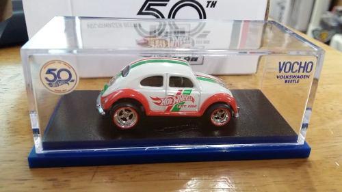 Hot Wheels Beetle 11 Salon Hw Convencion Mexico  Vocho