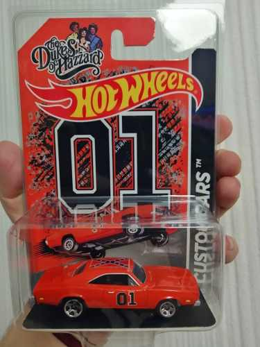 Hot Wheels General Lee Dukes De Hazzard - Custom