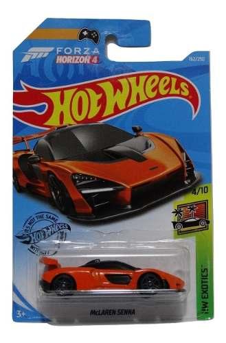 Hot Wheels Mclaren Senna Hw Exotics 4/10 Forza Horizon 4